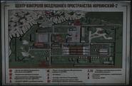 Military Base Map - ingame
