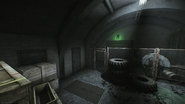 Reserve - Exit - Bunker hermetic door (active)