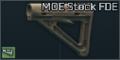 Stock ar15 magpul moe carbine fde icon.png