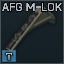 Magpul M-LOK AFG Tactical grip FDE icon.png