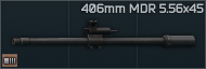 406mm barrel for MDR and compatible 5.56x45 icon.png