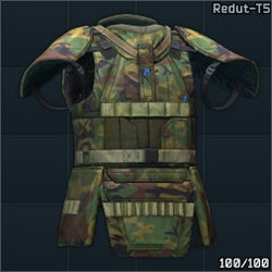 FORT Redut-T5 body armor icon.png
