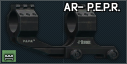 30mm ring-mount AR- P.E.P.R. made by Burris Image Icon.png