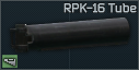 Izhmash RPK-16 buffer tube icon.png