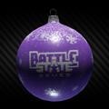 Christmas ornament violet ins.png
