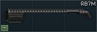Black Aces Tactical RB7M rail for M590 icon.png