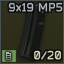 MP5 20 Rounder Icon.png