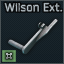 Wilson Extended slide stop for M1911A1 icon.png