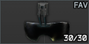 Caiman Fixed Arm Visor icon.png