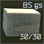 30 pcs. 5.45x39 BS gs ammo pack