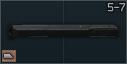 Five seveN MK2 pistol slide icon.png