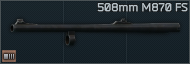 508mm barrel for M870 12ga icon.png