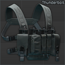 Direct Action Thunderbolt compact chest rig icon.png