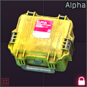 Secure container Alpha