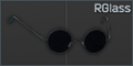 Round frame sunglasses icon.png