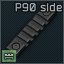 FN side rail for regular P90 upper receiver icon.png