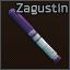 Hemostatic drug Zagustin icon.png