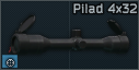 VOMZ Pilad 4х32 riflescope icon.png