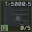 5 round 308 T 5000 magazine icon.png