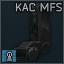 KAC Folding micro sight Frontsight icon.png