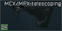 MCX-MPX Telescoping stock Icon.png