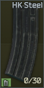 HK Steel Maritime5 5.56x45 STANAG 30-round magazine icon.png