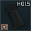 Hera Arms HG-15 pistol grip for AR-15 based systems icon.png