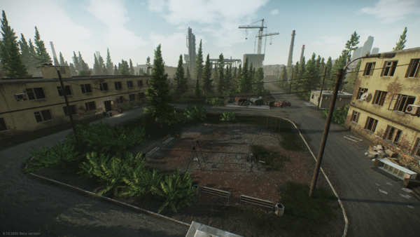 Customs The Official Escape From Tarkov Wiki