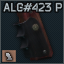 Pachmayr American legend grip 423 for M1911A1 icon.png