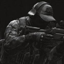 Снайпер-психопат