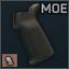Magpul MOE AR-15 FDE pistol grip Icon.png