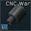 Muzzle ak cnc warrior ar15 thread adapter 556x45 ico.png