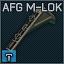 AFG MLOK flat dark earth icon.png