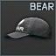 Black BEAR Cap Icon.png