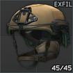 Helmet team wendy exfil coyote ico.png