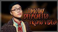 TIMOTHY DELAGHETTO'S PROMO VIDEO! - Escape The Night S4
