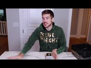 Escape the Night- The Board Game Standard Edition Prototype Unboxing by Joey Graceffa on Kickstarter