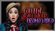 COLLEEN BALLINGER'S PROMO VIDEO! - Escape The Night S4