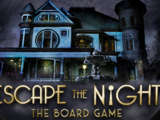 Escape The Night: Board Game