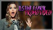 JUSTINE EZARIK'S PROMO VIDEO! - Escape The Night S4