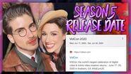 Season 5's OFFICIAL release date! Escape the Night Season 5