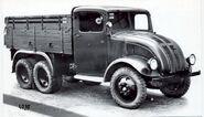 Tatra T92 1937