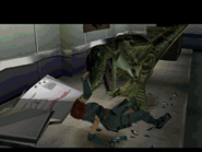 Ataque velociraptor