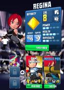Regina Puzzle Fighter
