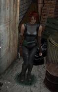Jill RE3 Regina Alternate Costume