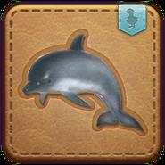 FFXIV Dolphin Calf Minion Patch