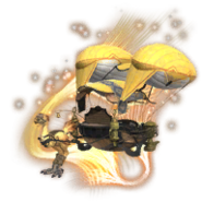 Chocobo Carriage (XIV)