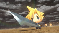 World of FInal Fantasy (2)