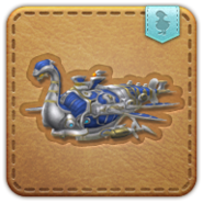 FFXIV Syldrion-class Insubmersible Minion Patch