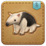 FFXIV Anteater Minion Patch